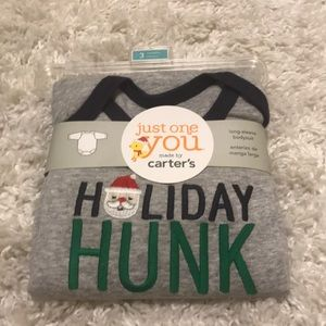 New With Tags Carter's Baby Boy Christmas 3 mos